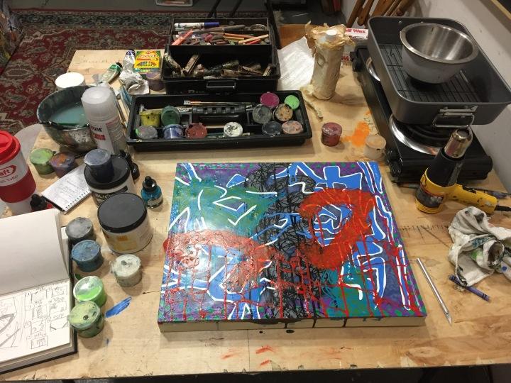 In the Studio#37